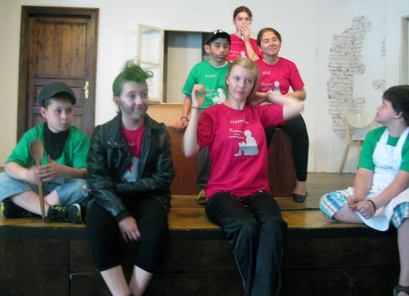 Theaterprojekt Diversity