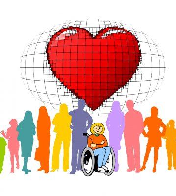 Inklusion von Menschen mit Behinderung (2015)