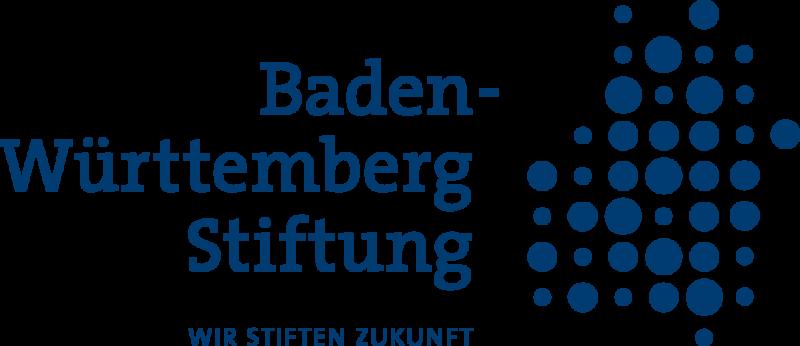 Das Logo der Baden-Württemberg Stiftung.
