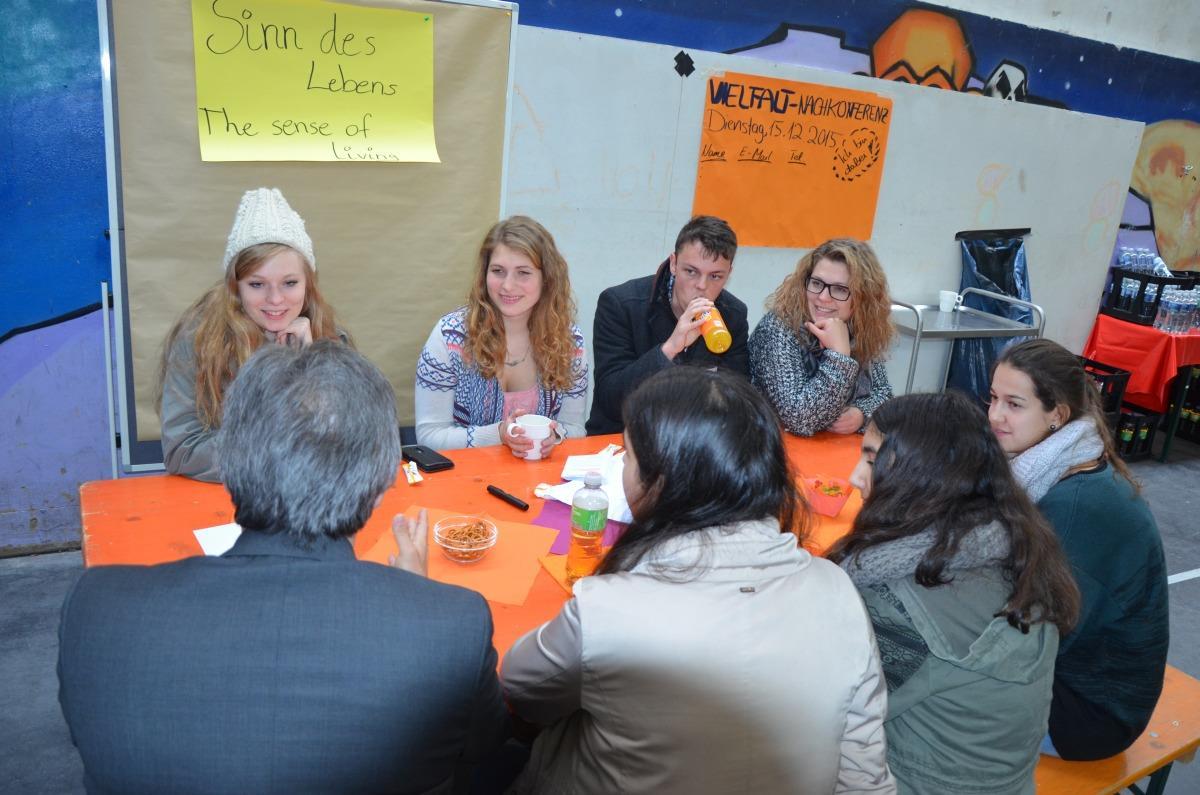 Strukturierter interkultureller Dialog