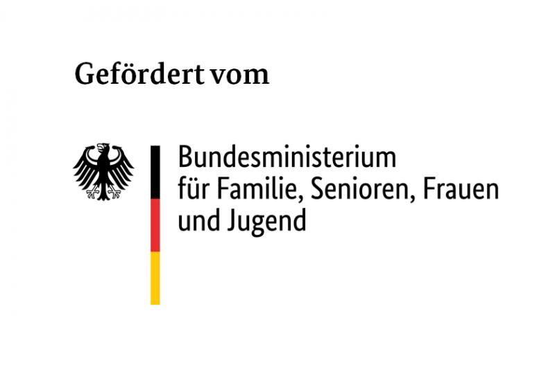 Das Logo des Bundesministeriums.
