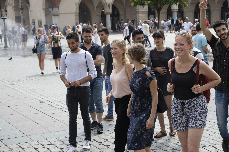 Neue Freundschaften – Bildungspolitische Reise Krakau (NIP)
